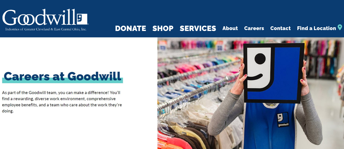 Goodwill Industries of Gr. Cleveland & East Central Ohio